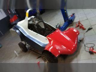 !Buggy Havel 120ccm