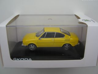 !Model ŠKODA 110R Coupé - Abrex m 1:43