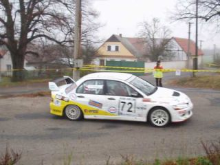 !Podrbrská rallye - foto, video