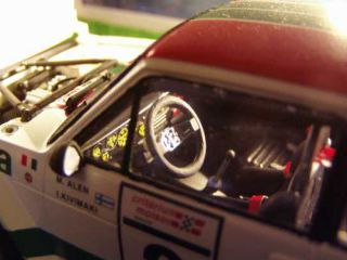 !Rally modely: Fiat 131 Abarth
