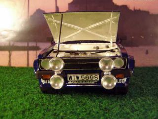 !Rally modely: Ford Escort rally MK2 RS2000