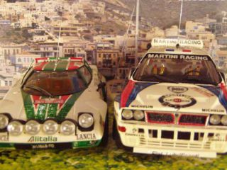 !Rally modely: Lancia Stratos HF
