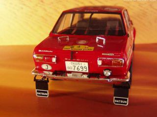 !Rally modely: Nissan Bluebird 1600 SSS