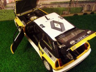 !Rally modely: Renault 5 Turbo