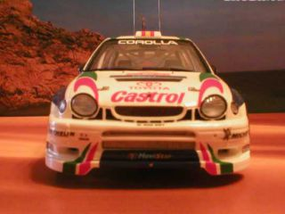 !Rally modely: Toyota Corolla WRC