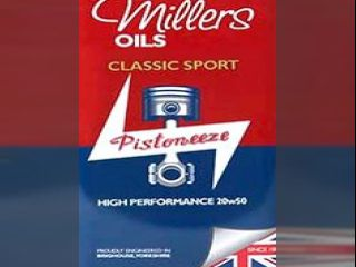 Millers Oils Classic Sport High Performance 20w50 NT