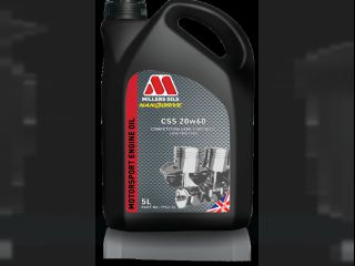 Millers Oils CSS 20w60