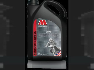 Millers Oils CB 40