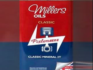Millers Oils Classic Mineral 2T
