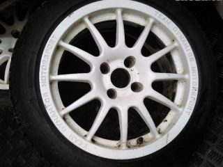 !kola Rally Team Motorsport ALU R15, 7J 4x100